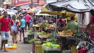 Mercado central de Codó vai funcionar com horário reduzido - Funcionamento do local será até as 11h.