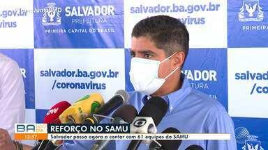 ACM Neto anuncia medidas relacionadas com a pandemia de Covid-19 em Salvador - Confira.