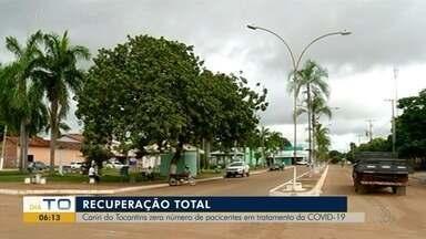 Cariri do Tocantins zera número de pacientes em tratamento da Covid-19 - Cariri do Tocantins zera número de pacientes em tratamento da Covid-19