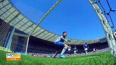 Veja os destaques do esporte desta segunda-feira (22) - Escalação do Cruzeiro e 'Marmitão do GE', são destaques.