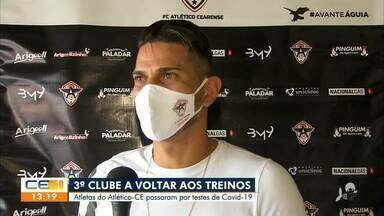 Confira as notícias do esporte com Marcos Montenegro - Saiba mais em: g1.com.br/ce