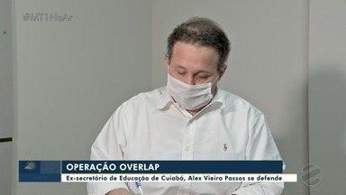 Secretário de Educação de Cuiabá é investigado e pede exoneração do cargo - Secretário de Educação de Cuiabá é investigado e pede exoneração do cargo.