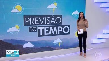 Previsão do tempo - Quarta-feira ensolarada em Belo Horizonte. A máxima deve ser de 25º. Veja como fica o clima na sua região.