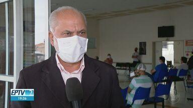 Testes rápidos em profissionais da saúde e da segurança detectam 54 infectados em Franca - Dos 253 casos positivos de Covid-19 até segunda-feira (22), 40,8% atuam em hospitais, segundo a Prefeitura. Administração vai estender testagem aos asilos municipais