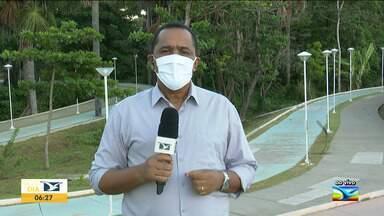 Clima muda em Balsas - Segundo a meteorologia, a temperatura tem caído durante a madrugada na cidade.