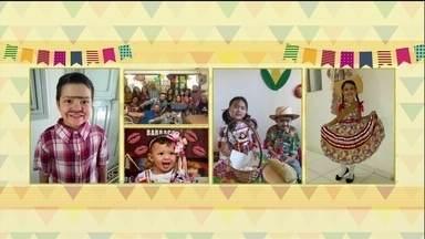 Telespectadores do Bom Dia Pernambuco enviam fotos no clima junino - São João deste ano é diferente por causa da pandemia do novo coronavírus.