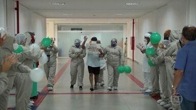 Prefeitura de Manaus desativa o hospital de campanha - Manaus está com uma queda acentuada do número de casos de coronavírus.