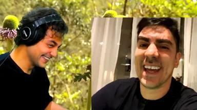 Programa de 26/06/2020 - Sterblitch recebe o veterano Tony Tornado e o humorista Marcelo Adnet em um papo divertido e cheio de boas histórias.