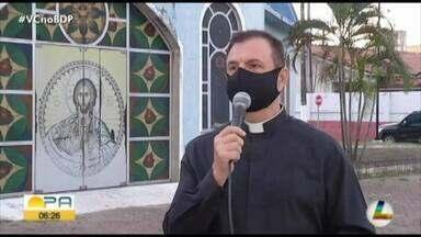 Padroeira da Diocese de Marabá recebe homenagens - Neste sábado, dia 27, é dia de Nossa Senhora de Perpétuo Socorro.