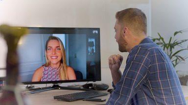"""Rafael Ristow conversa com participantes e apresentadora do """"Mestre do Sabor"""" - Monique Alfradique está entre as grandes novidades dessa temporada do programa que tem dois participantes da região da EPTV."""