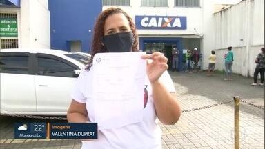 Beneficiário do auxílio emergencial denuncia golpe - Dinheiro que foi depositado pela Caixa sumiu de cartão de benefício do Bolsa-Família.