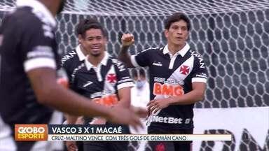 GE no DF1: os gols do Campeonato Carioca - Esporte também mostra o retorno dos treinos de futebol no DF.