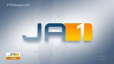 Veja os destaques do JA1 desta segunda-feira (29) - Veja os destaques do JA1 desta segunda-feira (29)