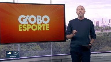 Veja o bloco do Globo Esporte no RJ1 de segunda-feira, 29/06/2020 - Veja o bloco do Globo Esporte no RJ1 de segunda-feira, 29/06/2020