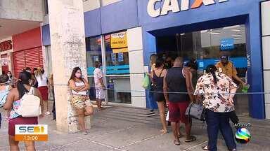 Liberação emergencial do FGTS R$ 1.045 começou nesta segunda-feira - Liberação emergencial do FGTS R$ 1.045 começou nesta segunda-feira.