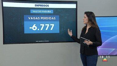 Vale e região bragantina fecham 28 mil postos de trabalho em 2020, segundo Caged - Dados divulgados apontam saldo negativo de 6.777 vagas para maio