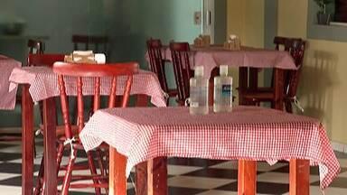 Decreto da Prefeitura de Salesópolis permite abertura de restaurantes - Medida permite que estabelecimentos recebam os clientes nas mesas, com uma série de restrições contra a Covid-19.