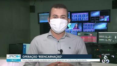 PF deflagou operação que investiga sonegação de impostos por frigoríficos - Mandados de busca e apreensão foram expedidos pela Justiça de Ji-Paraná