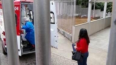 Procura crescente por leitos de UTI leva Belo Horizonte a fechar comércio não essencial - Começou a valer, nesta segunda-feira (29), o decreto que determinou o fechamento de todo o comércio considerado não essencial na capital mineira.
