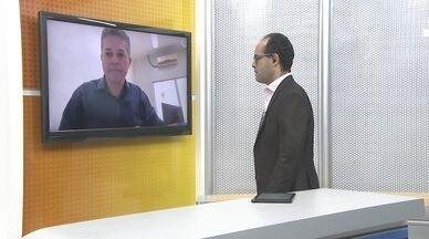 Médico Alan Areal fala sobre momento da pandemia no Acre - Médico Alan Areal fala sobre momento da pandemia no Acre