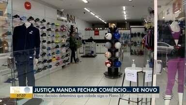 Nova decisão determina que Adamantina siga o Plano São Paulo - Confira as notícias relacionadas à pandemia.