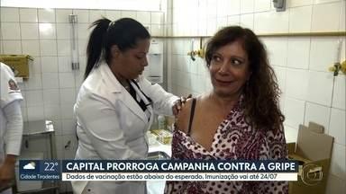 SP1 - Edição de terça-feira, 30/06/2020 - Campanha de vacinação contra a gripe no estado é prorrogada até o dia 24/7. Justiça determina circulação de 100% da frota de ônibus em Guarulhos para evitar aglomerações no transporte público. Número de mortos por Covid-19 em SP chega a 14.763.