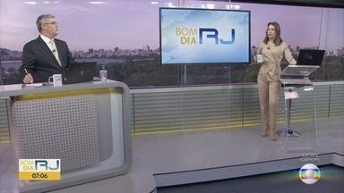Bom Dia Rio - Edição de quarta-feira, 01/07/2020 - As primeiras notícias do Rio de Janeiro, apresentadas por Flávio Fachel, com prestação de serviço, boletins de trânsito e previsão do tempo.