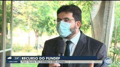 Piauí recebe R$ 1,6 bilhão do extinto Fundef - Piauí recebe R$ 1,6 bilhão do extinto Fundef