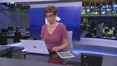 Jornal da Globo, Edição de quarta-feira, 01/07/2020 - As notícias do dia com a análise de comentaristas, espaço para a crônica e opinião.