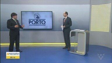Richard Neubarth é o novo delegado da Alfândega da Receita Federal no Porto de Santos - Leopoldo Figueiredo trouxa várias notícias do Porto de Santos.