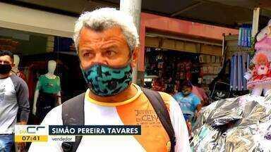 Especialistas dizem que uso de máscara pode evitar segunda onda de Covid-19 - Saiba mais em g1.com.br/ce