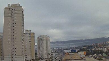 Previsão do tempo: Quinta-feira será fria e sem chuva no Alto Tietê - Durante a manhã termômetros marcaram 8 graus.