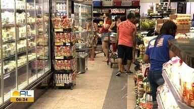 Aumento do preço de produtos em supermercados assusta a população de Maceió - Pesquisa constatou essa alta durante o período de pandemia da Covid-19.
