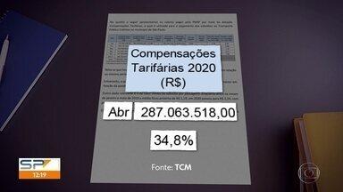Prefeitura da capital aumenta subsídIo dos ônibus - O valor pago pela cidade às empresas disparou para compensar a queda de arecadacão nas catracas.