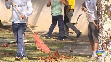 Fazenda da Esperança acolhe moradores de rua durante a pandemia - Em Guaratinguetá, 350 pessoas foram acolhidas