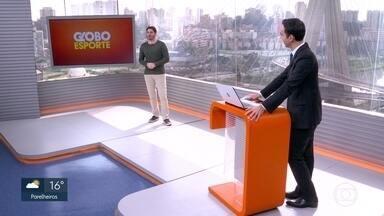 Veja o bloco do Globo Esporte no SP1 desta sexta-feira, 03/07/2020 - Veja o bloco do Globo Esporte no SP1 desta sexta-feira, 03/07/2020