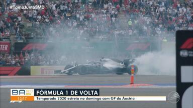 """Adaptada ao """"novo normal"""", Fórmula 1 estreia nova temporada na Áustria - Confira as novidades que marcam o recomeço das corridas."""