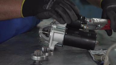 Entenda a importância do motor de arranque nos veículos - Peça que faz som de enceradeira quanto dá defeito e pode fazer até o carro não ligar.