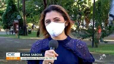 Convocação de mesários no Ceará vai ser através do WhatsApp - Saiba mais no g1.com.br/ce