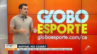 Os destaques do esporte com Marcos Montenegro - Saiba mais no g1.com.br/ce