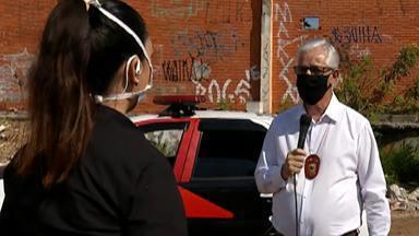 Polícia de Itaquaquecetuba vai instaurar inquérito após denúncia de acúmulo de entulho - Na edição desta quarta-feira (8) o Diário TV mostrou a insatisfação de moradores do Jardim Monte Belo diante do acúmulo de lixo e entulho em um terreno.