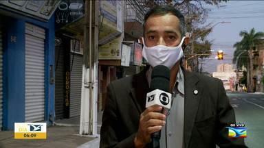 Veja os casos do novo coronavírus em Imperatriz - Segundo a Secretaria de Estado da Saúde (SES), o município não registra mortes pela Covid-19, mas os novos casos continuam sendo diagnosticados.