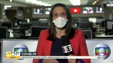 Porteiros e vigilantes mais expostos à covid-19 - Risco de contaminação nas portarias dos prédios e condomínios preocupa.