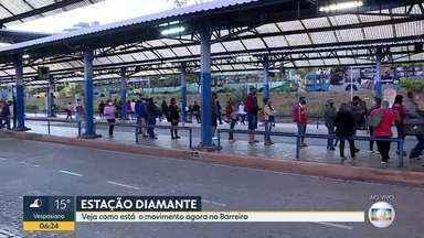 Ônibus vão ter circulação alterada no fim de semana - Este é o primeiro fim de semana pós decreto da prefeitura de BH.