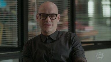 Pietro desconfia de que há algo errado na contratação de Cassandra - undefined