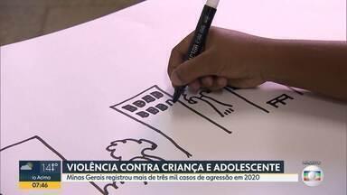 Em 2020, mais de 3 mil crianças e adolescentes foram vítimas de agressão em Minas Gerais - Estatuto da Criança e do Adolescente completa 30 anos, mas ainda há muitos desafios.