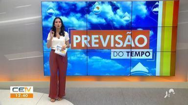 O tempo no Ceará - Saiba mais no g1.com.br/ce