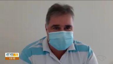 Com a Covid-19, prefeito de Água Doce do Norte tem piora no quadro de saúde - Veja a reportagem!
