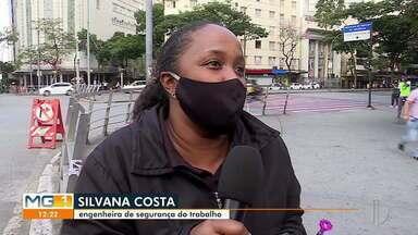Motoristas de ônibus denunciam violência ao exigir que os passageiros usem máscaras - Em Belo Horizonte, dois casos terminaram em agressões físicas.
