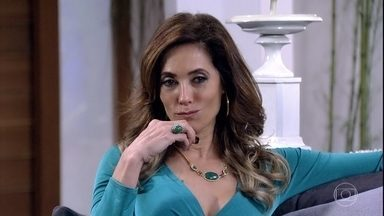 Tereza Cristina avisa a Chagas que tem um novo serviço para ele - Marilda avisa a Tereza Cristina que Crô foi para casa e a madame acredita que ele esteja com outro amante. Vanessa questiona o tio sobre Fred